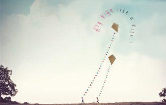 Fly High Like a Kite