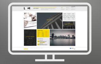 LXM Group Website