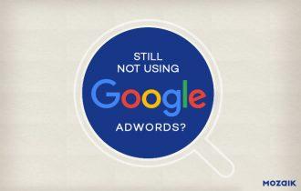 Still not using Google Adwords?