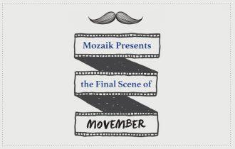 Movember Proud: Final Scene