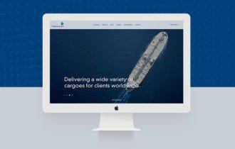 Thenamaris: A Model Website for a Model Ship Management Company